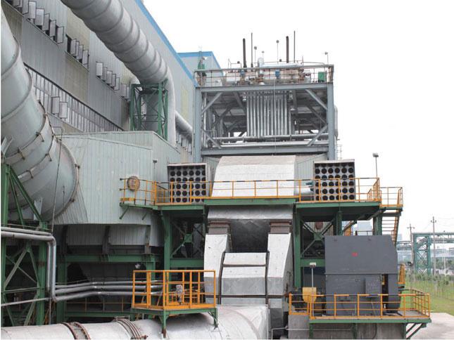 Waste heat boiler-Waste heat boiler-Wuxi Zhongyue